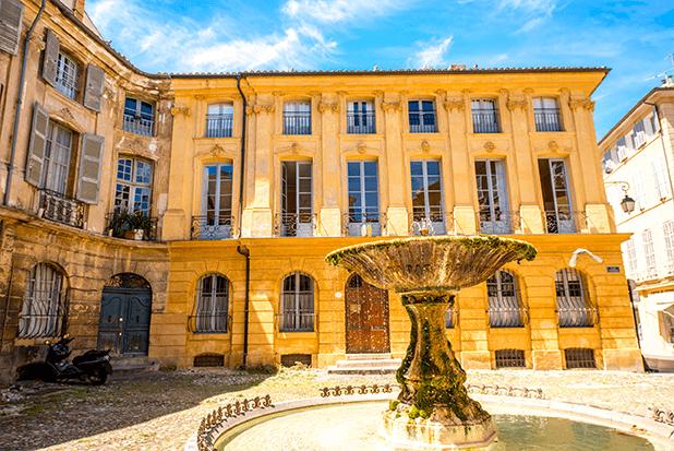 Centre de formation Aix-en-Provence